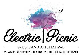 Electric Picnic, Sunday September 4th 2016