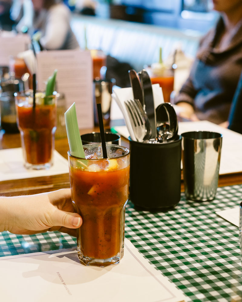 Dishoom's legendary Bloody Mary