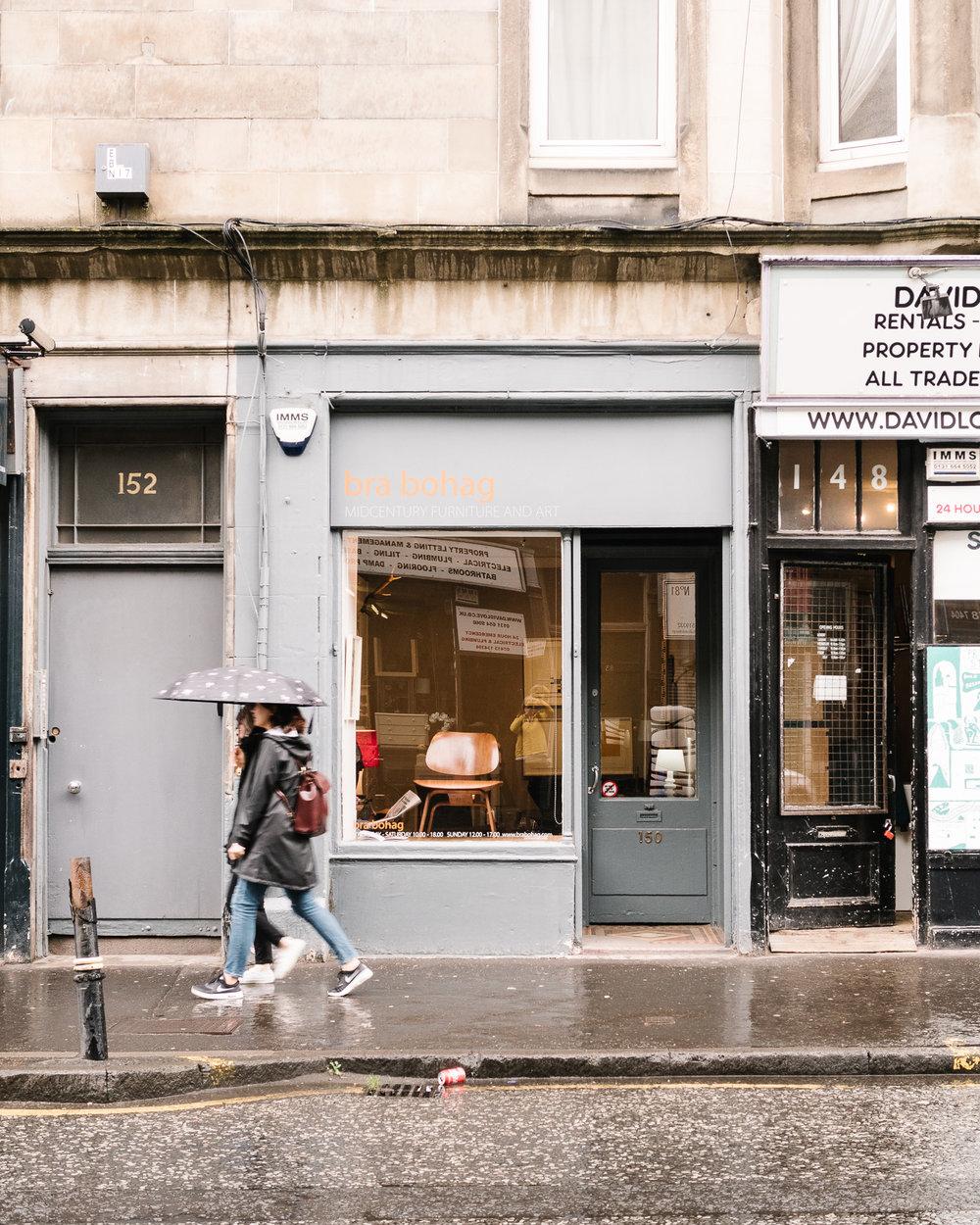 Bra Bohag, retro and vintage Scandinavian furniture in Edinburgh
