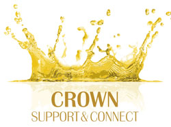 CROWN Support & Connect