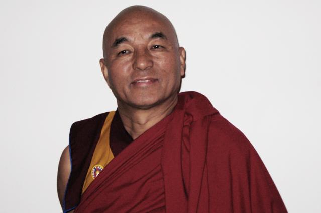 Thubtchen Wangchen — Buddhist Monk