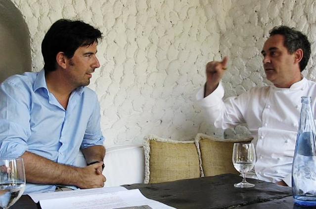 Ferran Adrià — Food Futurist