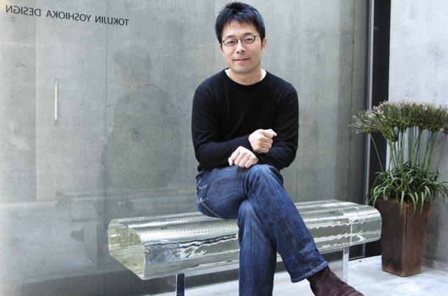 Tokujin Yoshioka — Designer