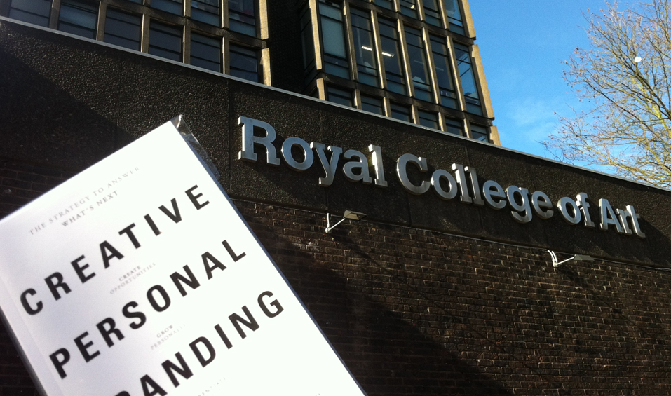@ The Royal College of Art in London