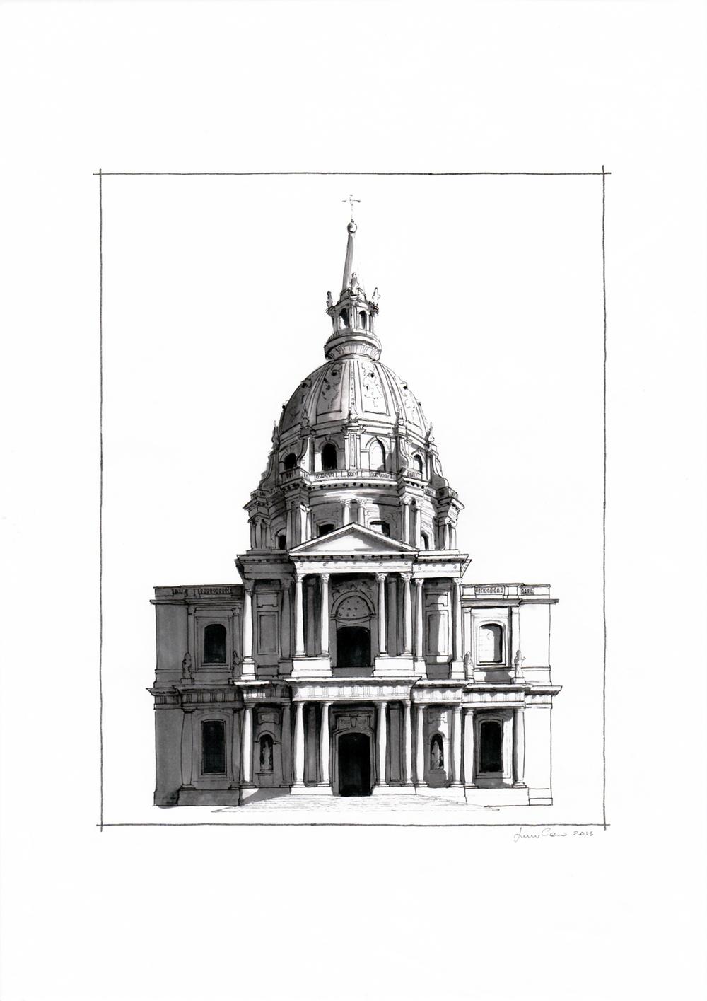 Hôtel des Invalides - Parigi