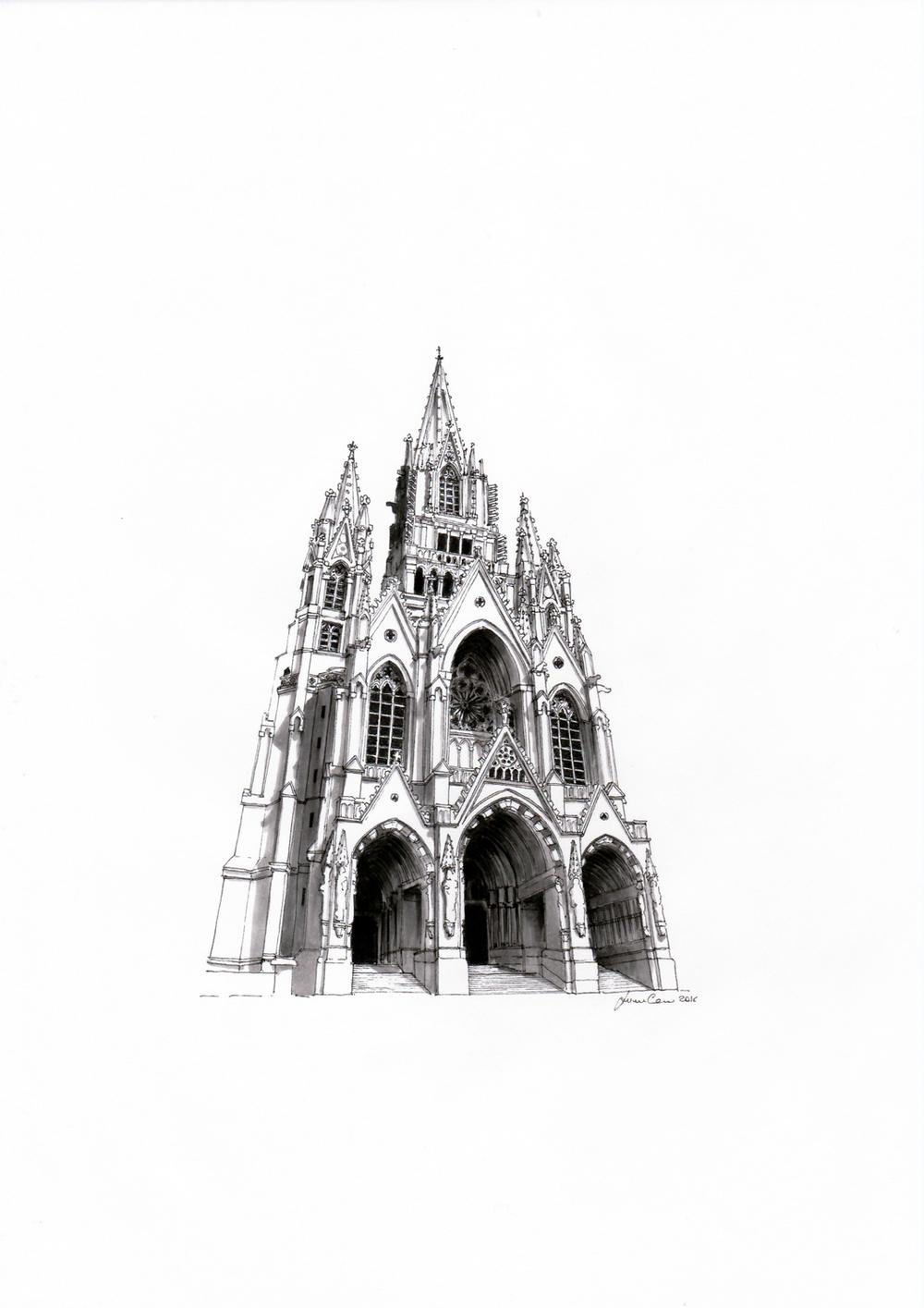 Chiesa di Nostra Signora di Laeken - Bruxelles
