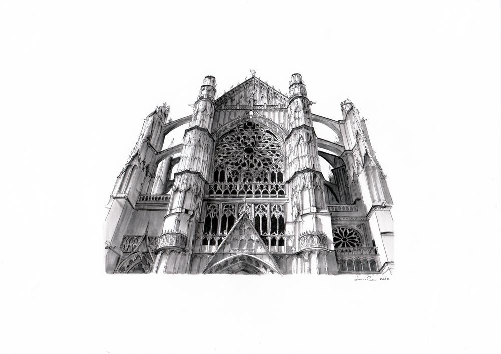 Cattedrale di Beauvais - Beauvais