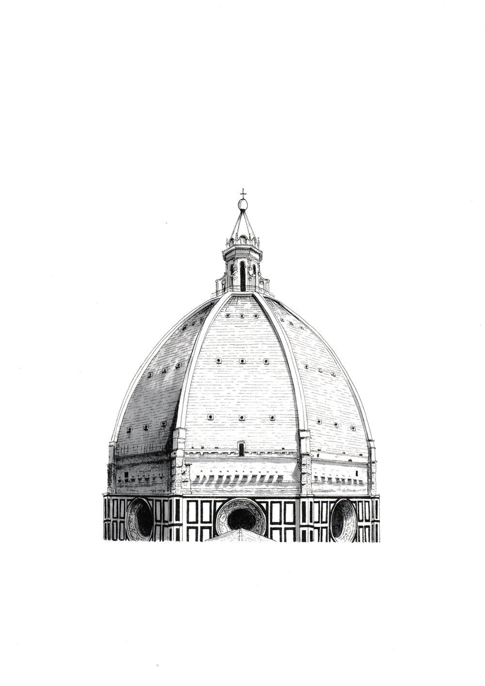 Cupola di Santa Maria del Fiore - Firenze