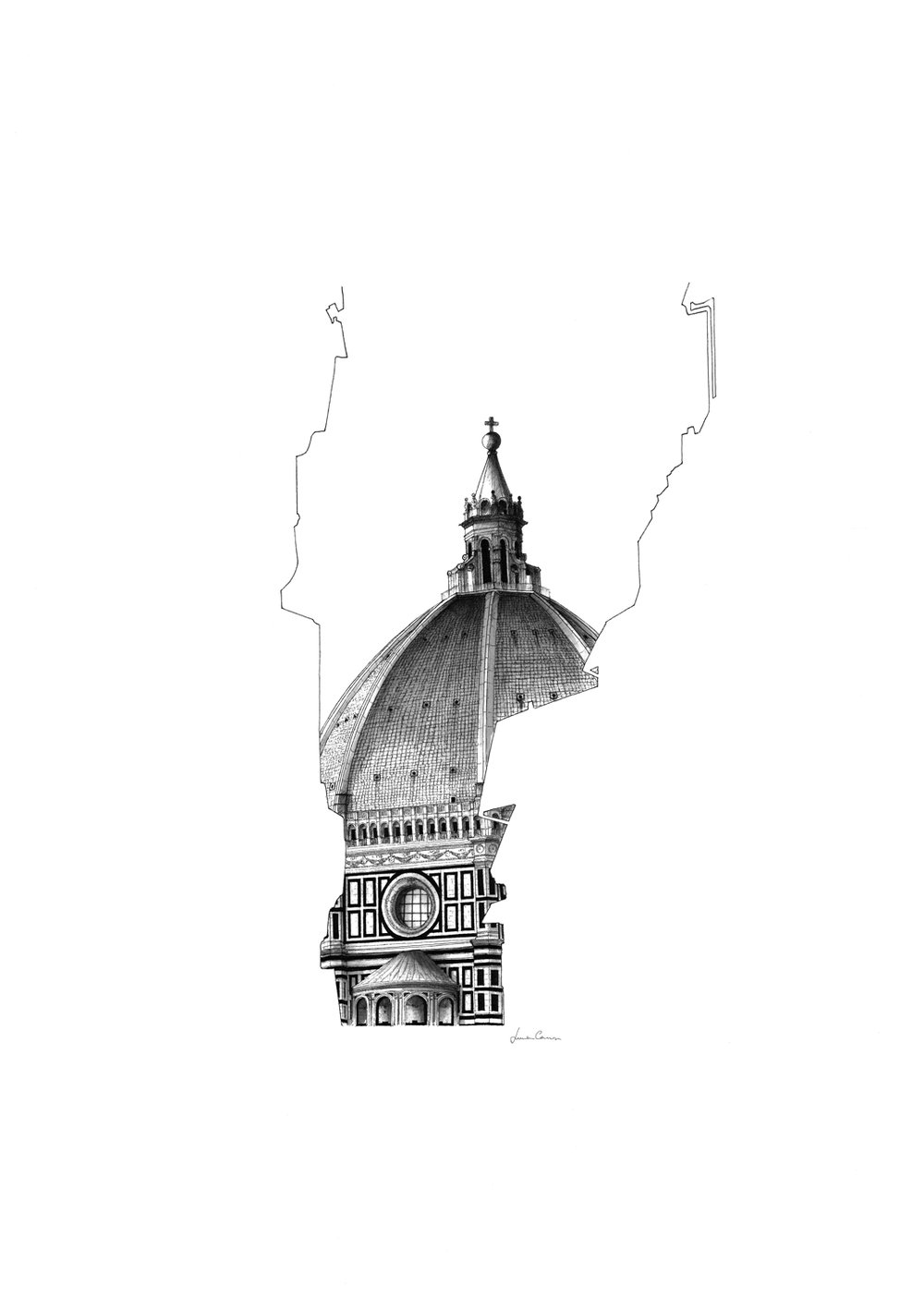 Cattedrale di Santa Maria del Fiore 02 - Firenze