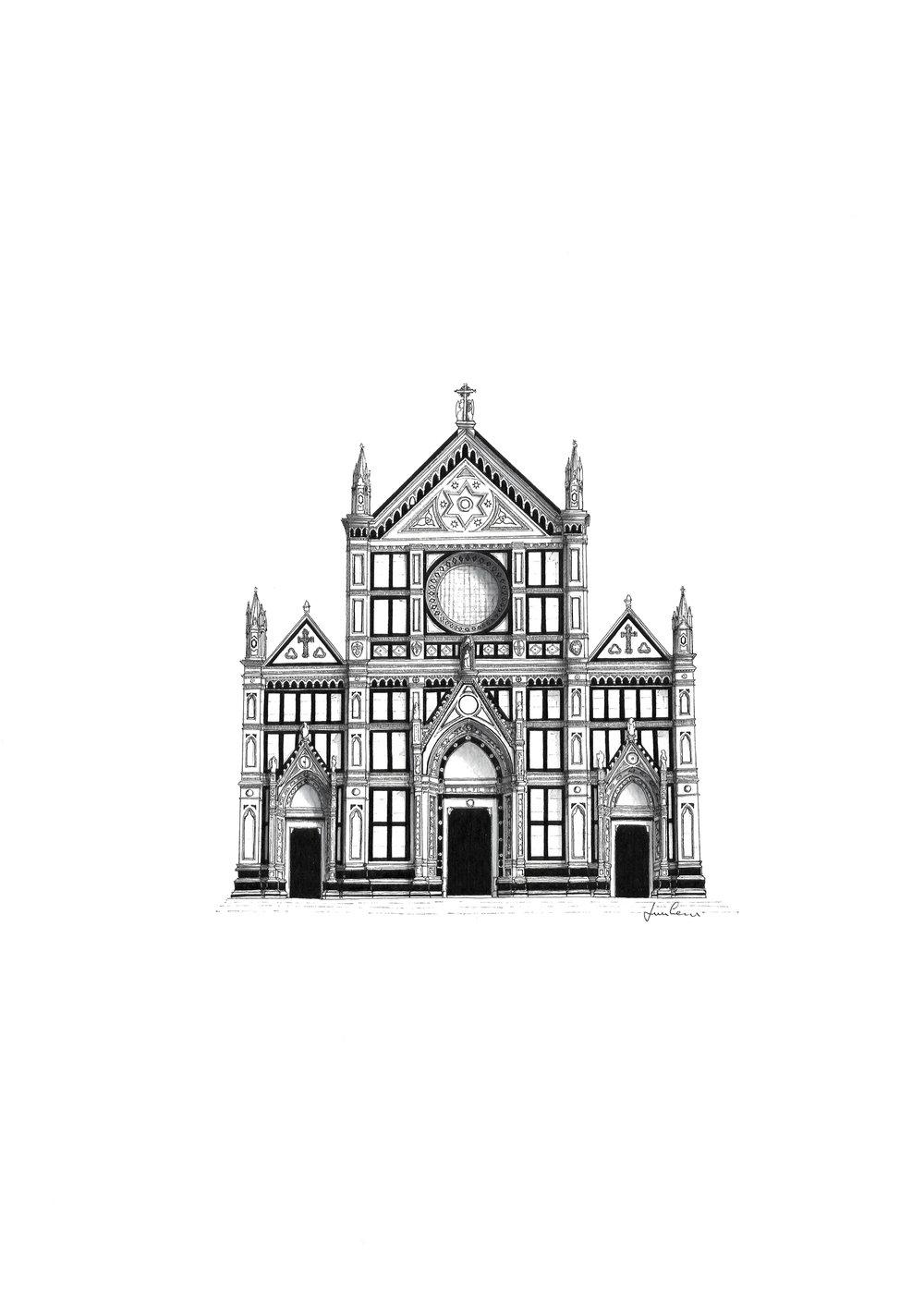 Basilica di Santa croce - 01