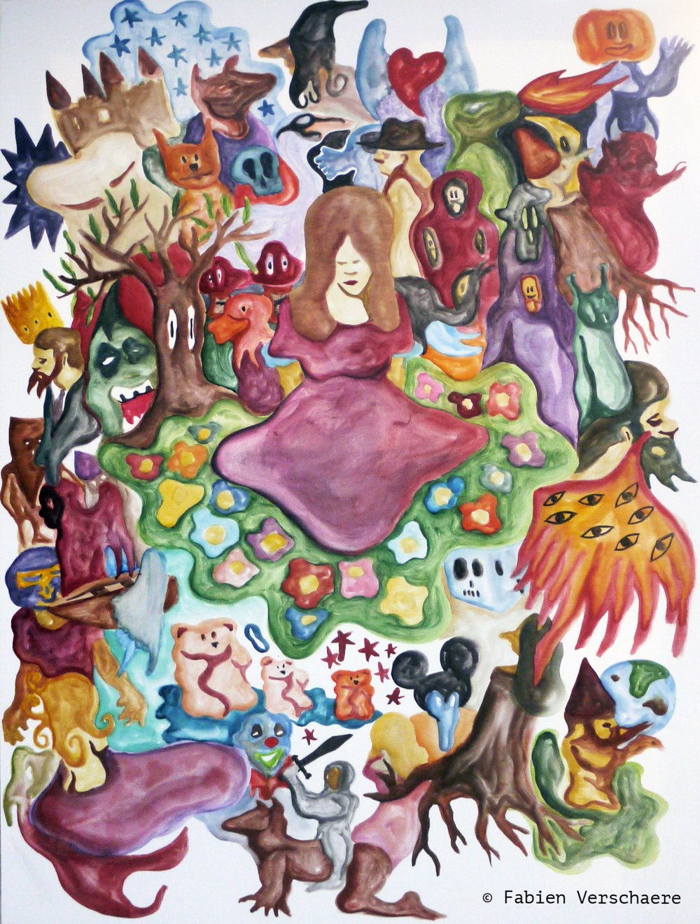 2308- Russian Dream - 146 x 97 cm - 2011.jpg