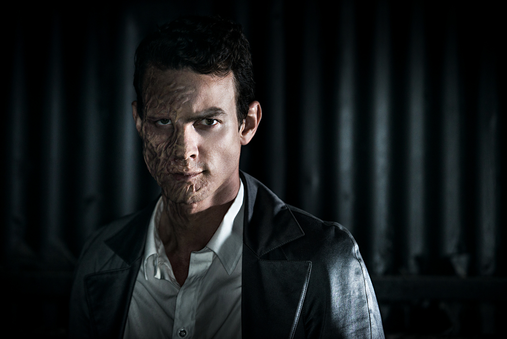 Luke Cook as Oliver Sten in Intricate Vengeance