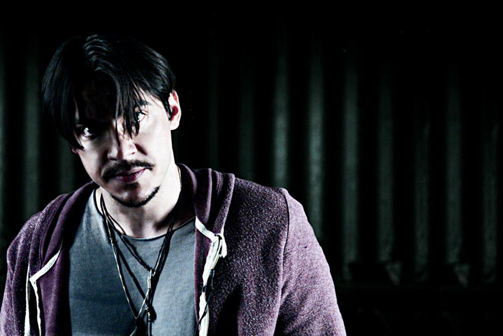 Ricky Russert as Derek Winter in Intricate Vengeance