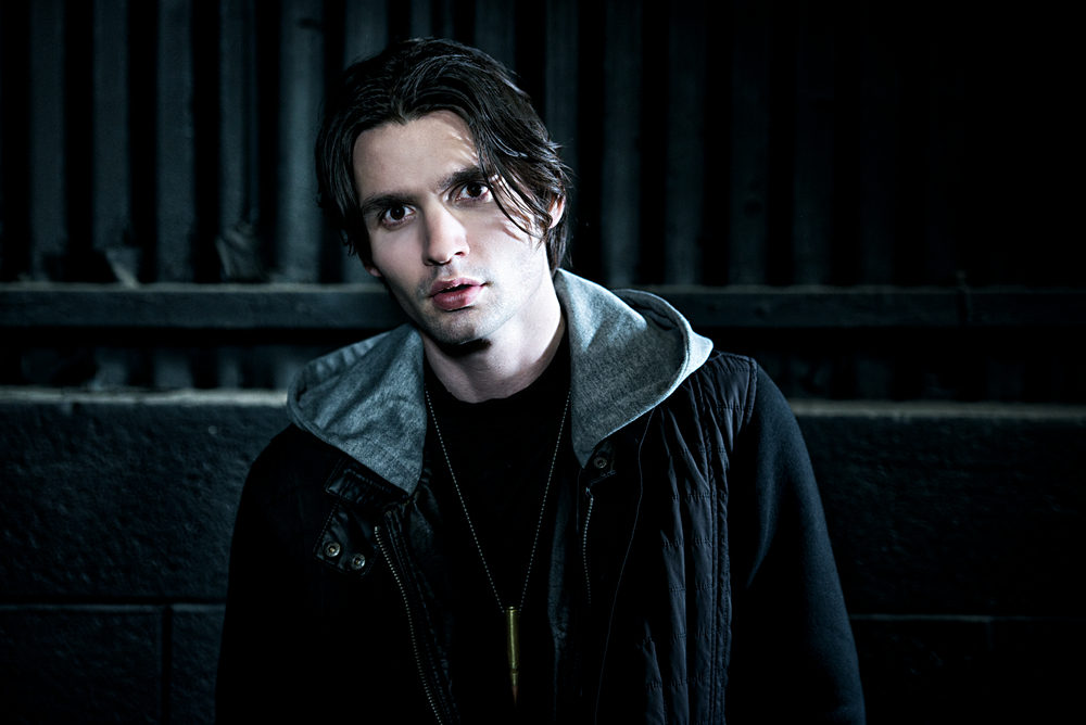 Vincent Cyr as Jared Cross in Intricate Vengeance