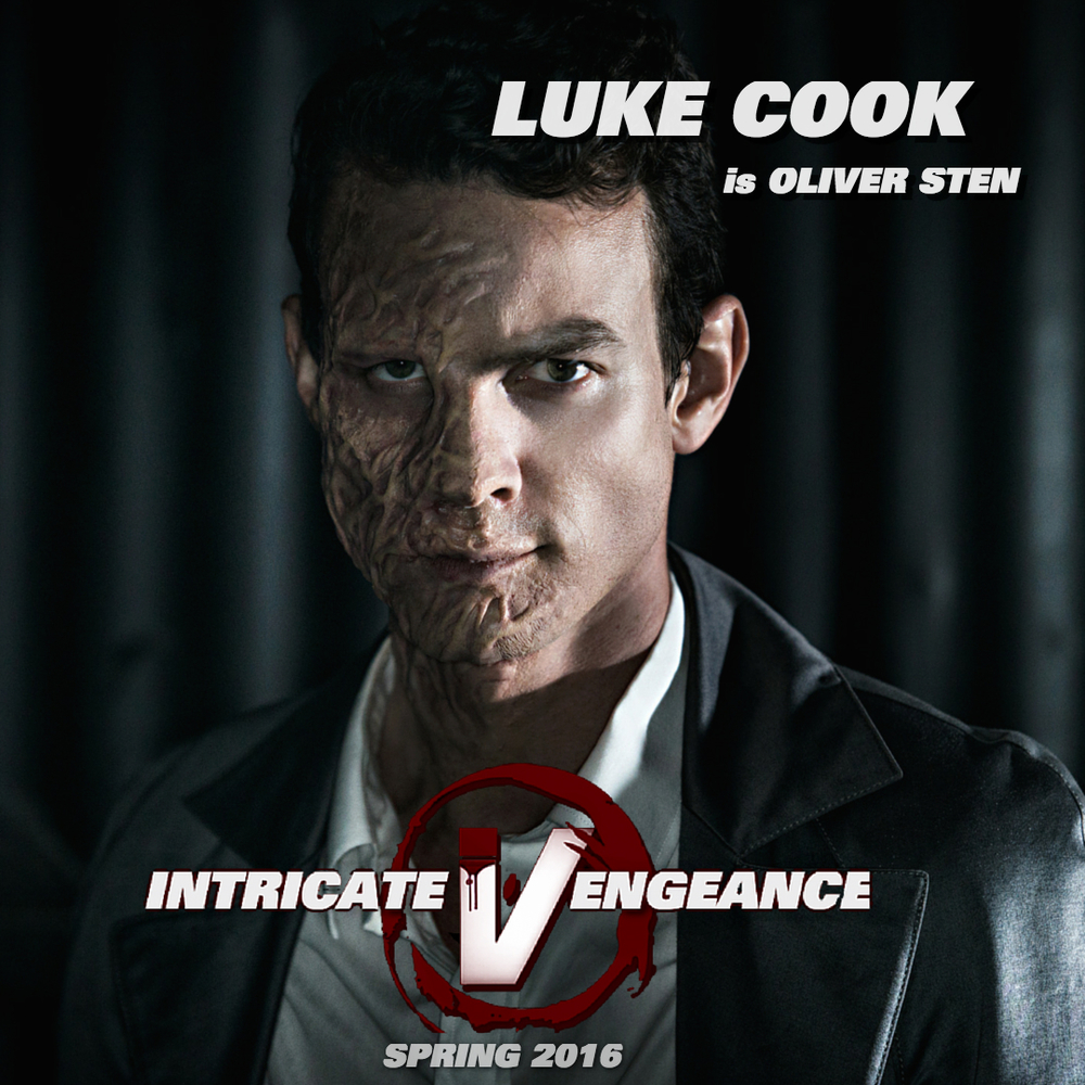 LUKE COOK AS OLIVER STEN