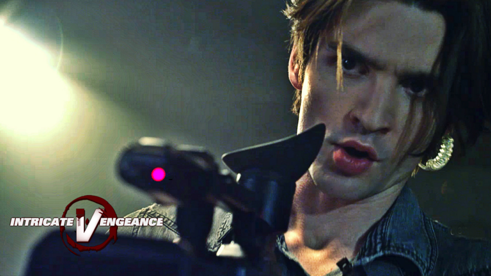 Vincent Cyr in Intricate Vengeance