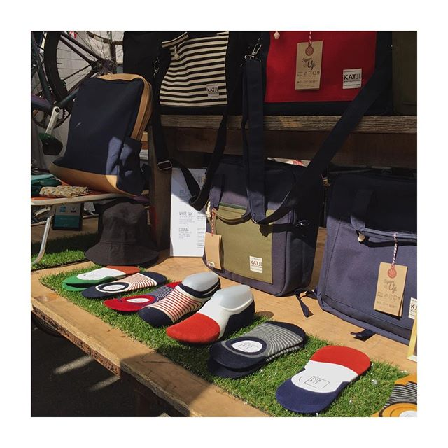 • Feeling Sunny Eurocamp Vibes down @netilmarket today 🌞⛺️• Come enjoy the rays with us •