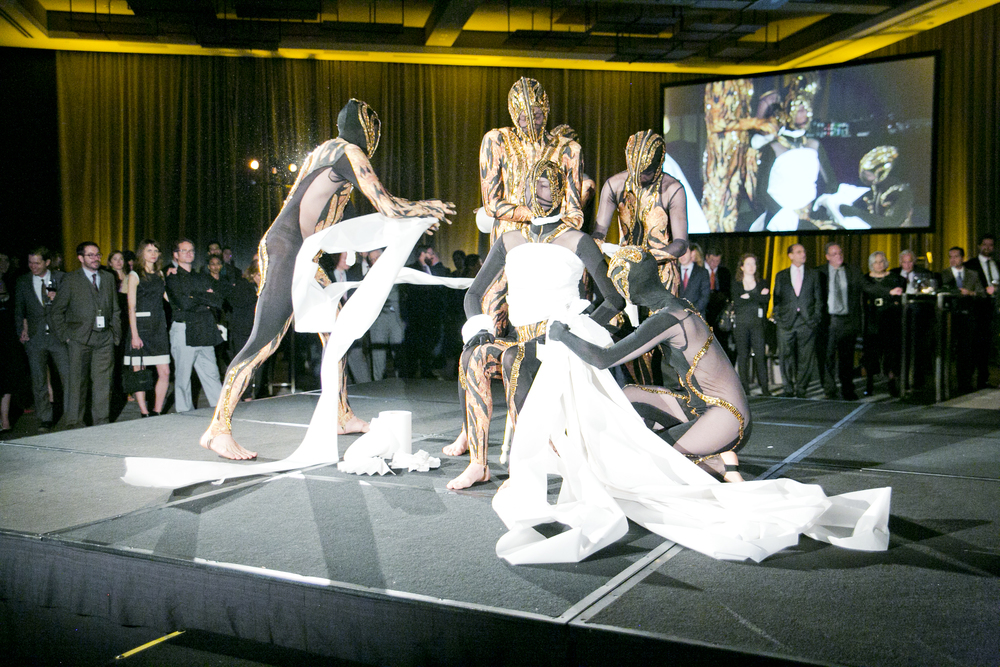 Lower Manhattan Cultural Council: The Downtown Dinner 2015