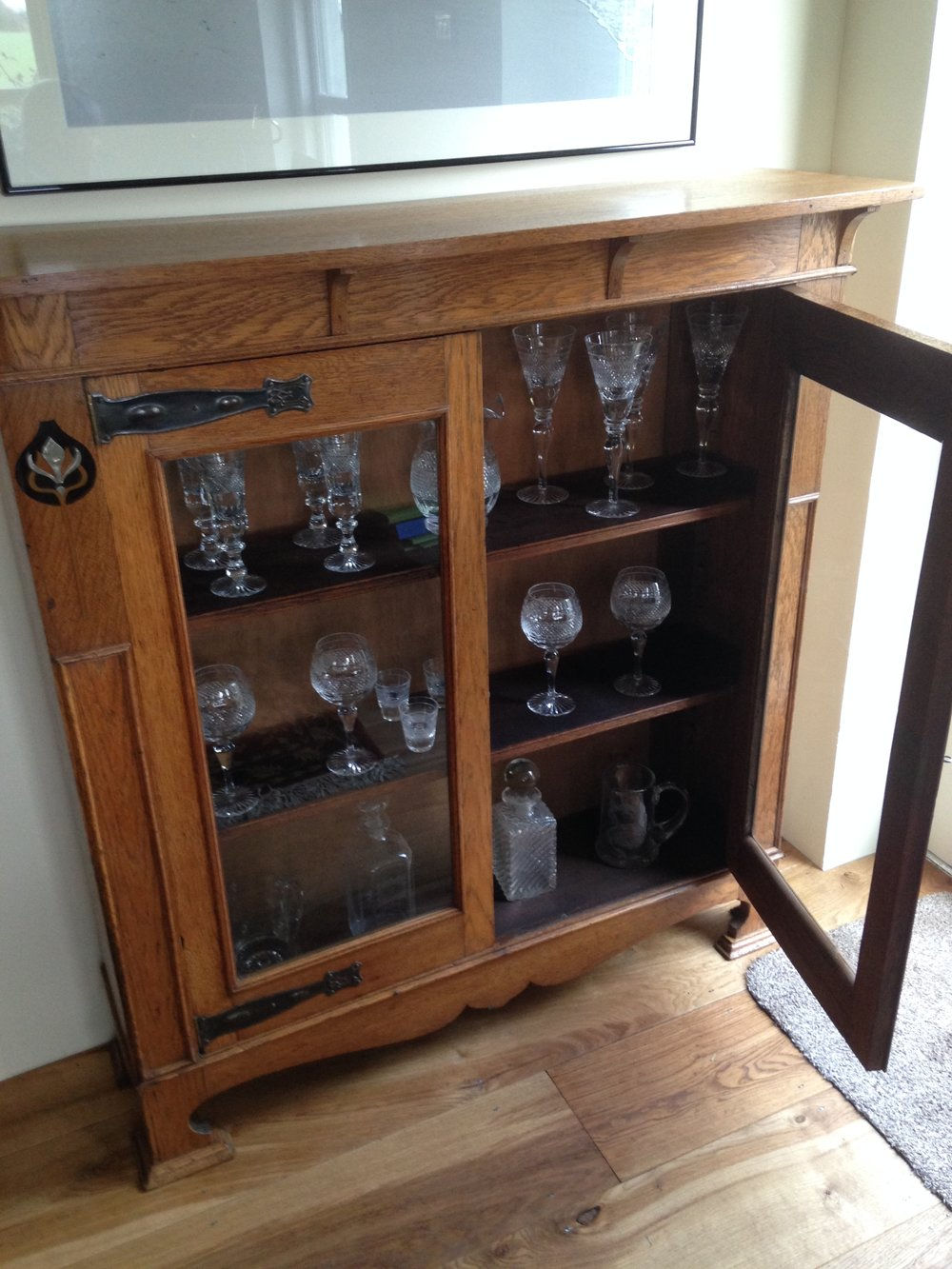 - The cabinet is fantastic. Thank you very much.Rob, Rossett