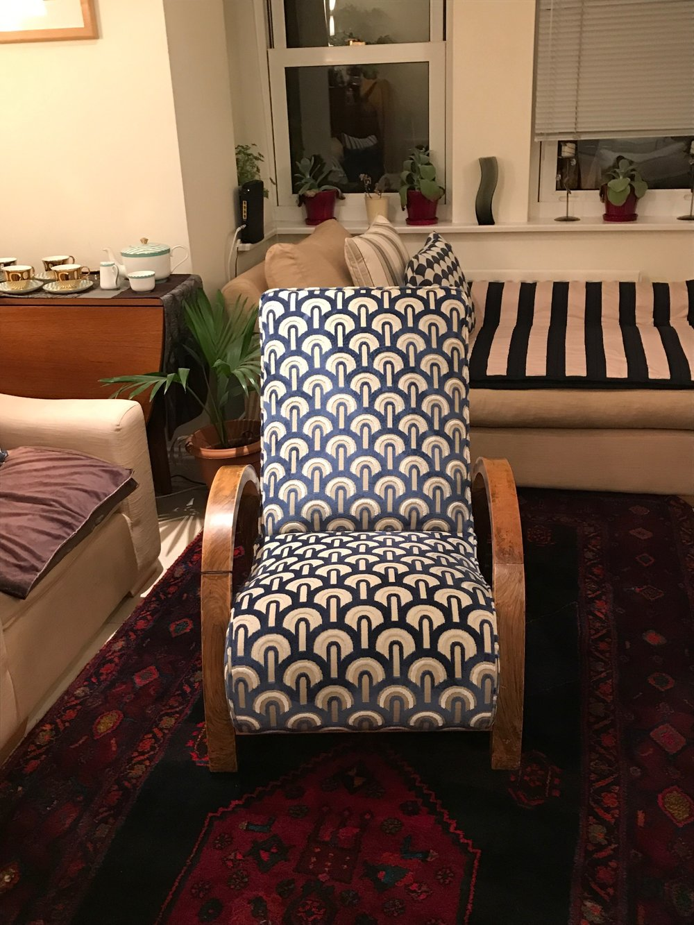 - Beautifully done. Thank you so much. Love the chair!Martin, London