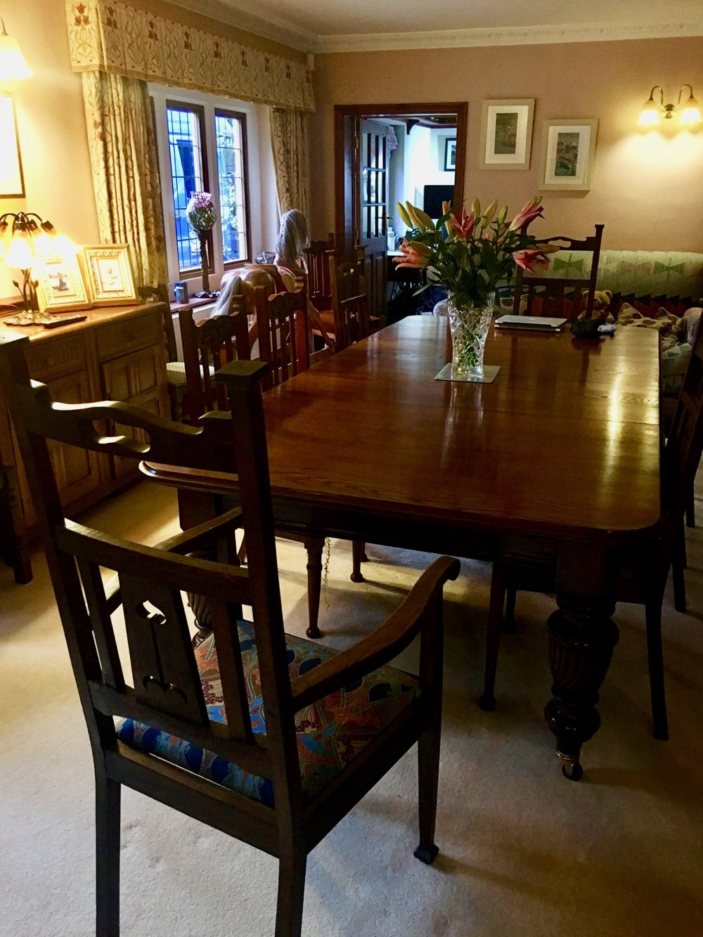 - Beautifully presented chairs, great delivery service.Paul, Gloucestershire
