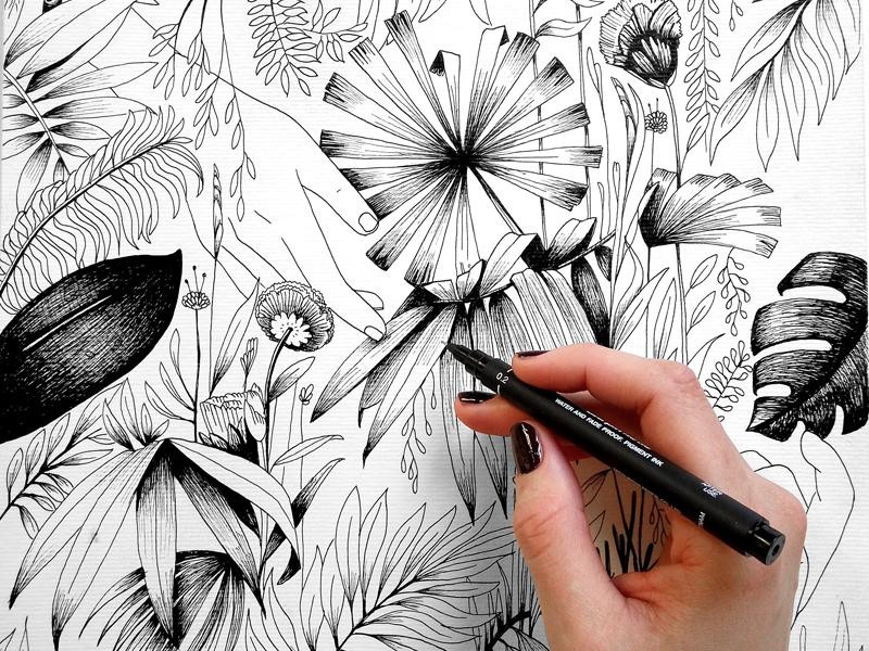 Jungle - Artwork