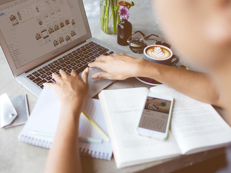 Valerie Chauffour - Product designer & UI/UX designer