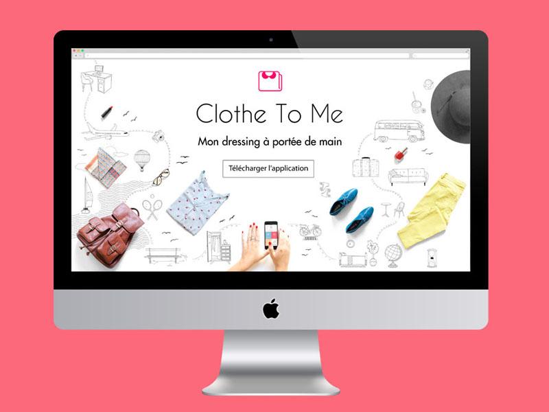 Clothe To Me - APP