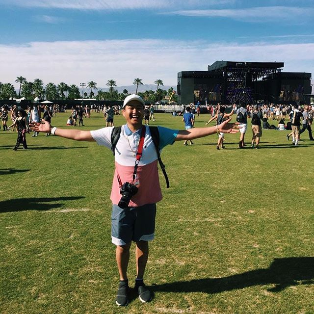We out here at #Coachella bout to post some via the good folks at @vidFlow! S/o to the mandem! - @akam1k3 🙃💘🎪🌴 | vidFlow.com