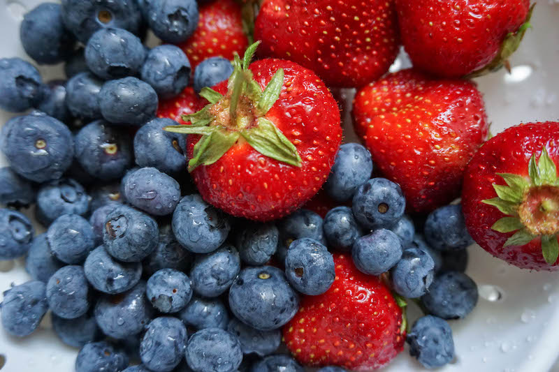 Delicious festive produce to kick-off 4th of July festivities!