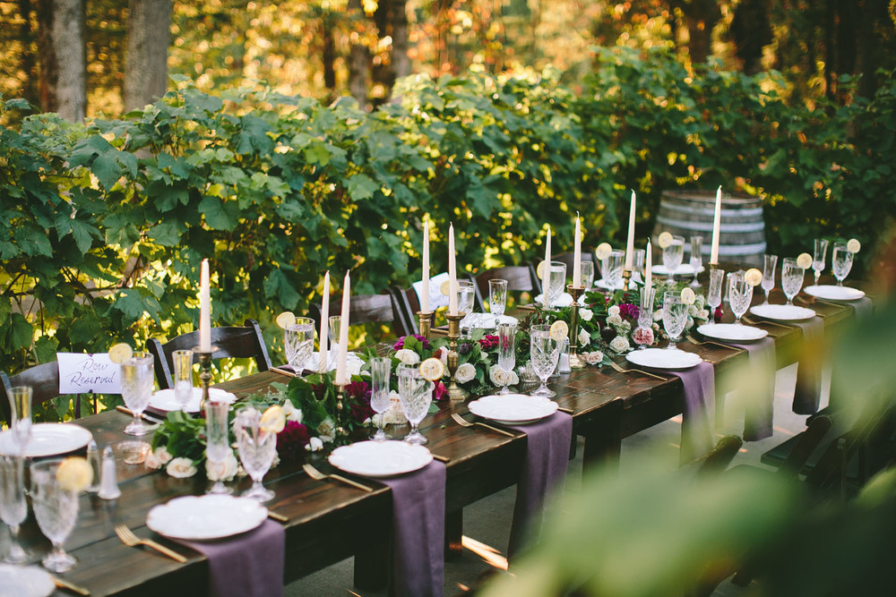 Bridalbliss.com | Portland Wedding| Oregon Wine Country Event Planning and Design | Yasmin Khajavi Photography | Zest Floral