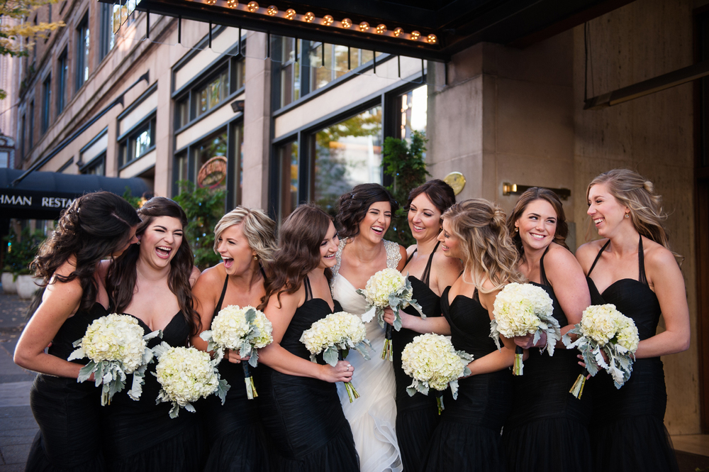 Bridalbliss.com | Portland Wedding | Oregon Event Planning and Design | Vibrant Flowers | Powers Photography Studios | Anna's Bridal
