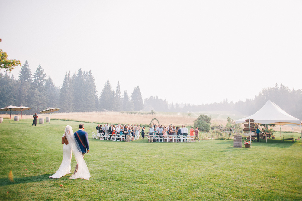 Bridalbliss.com | Columbia Gorge Wedding | Oregon Event Planning and Design | Jessica Watson Photography | Blum Floral