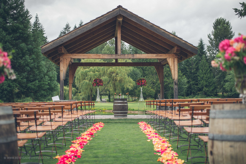 Bridalbliss.com | Mt. Hood Wedding | Oregon Event Planning and Design | Ben Pigao Photography