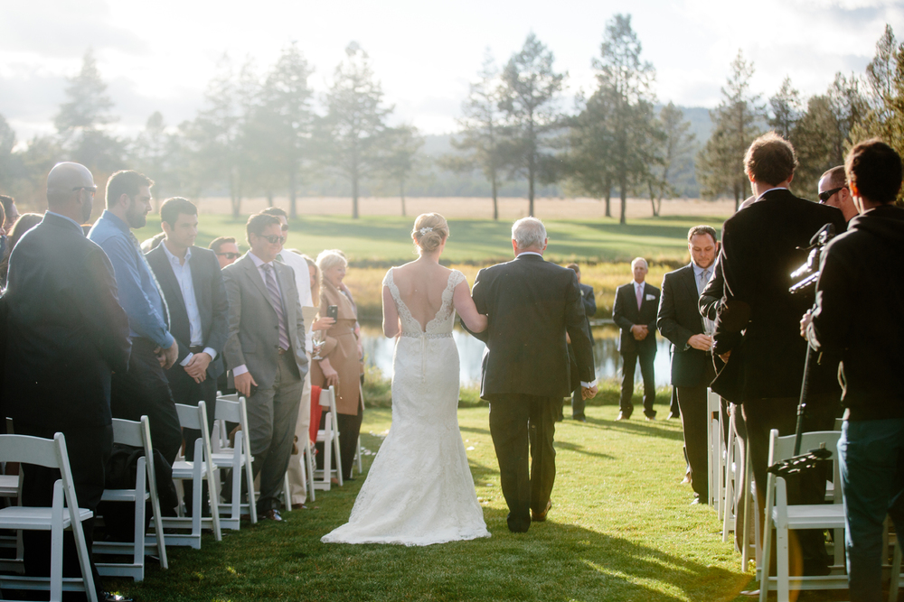 Bridalbliss.com | Sunriver Wedding | Central Oregon Event Planning and Design | Michelle Cross Photography | Flip Flop Sounds