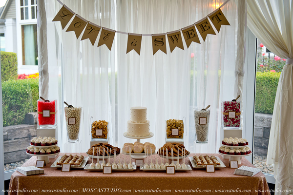 Bridalbliss.com | Portland Wedding | Oregon Event Planning and Design | Mosca Studio | Zest Floral