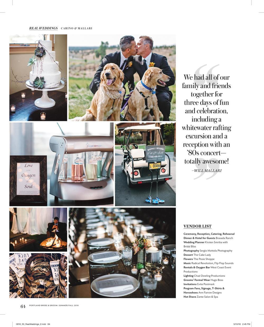Bridalbliss.com | Bend Wedding Planner | Central Oregon Oregon Event Design | Sergio Mottola Photography