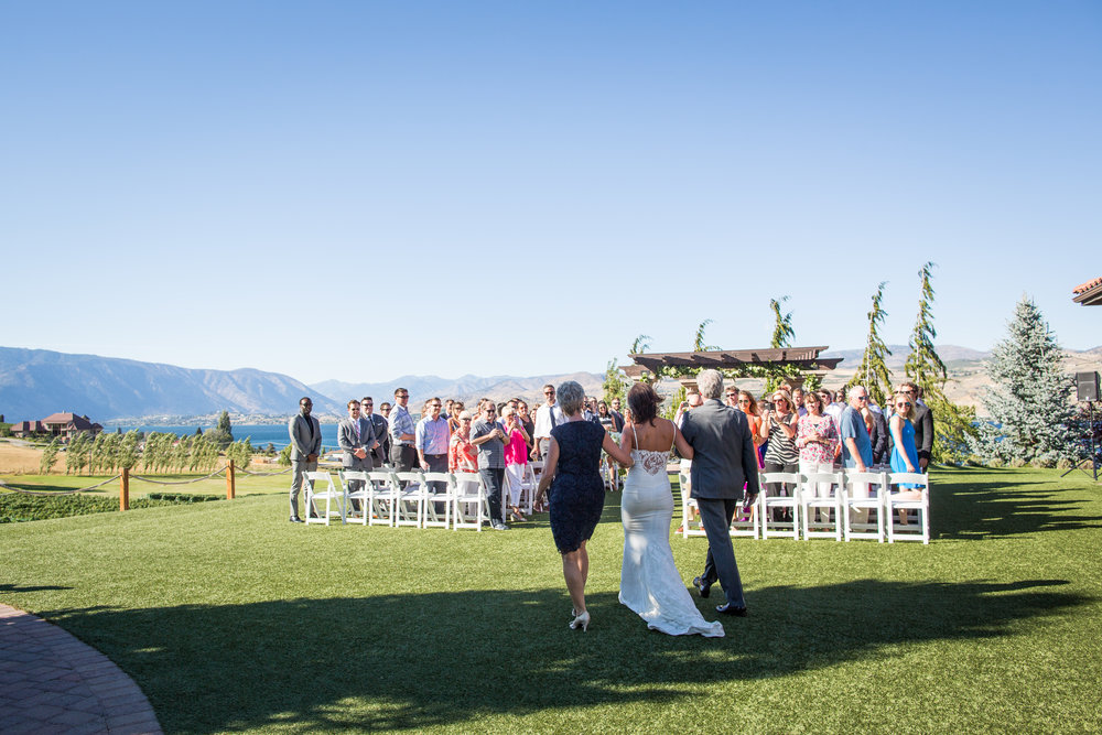 Bridalbliss.com | Lake Chelan Wedding | Washington Event Coordination and Design | Ben + Molly Photography
