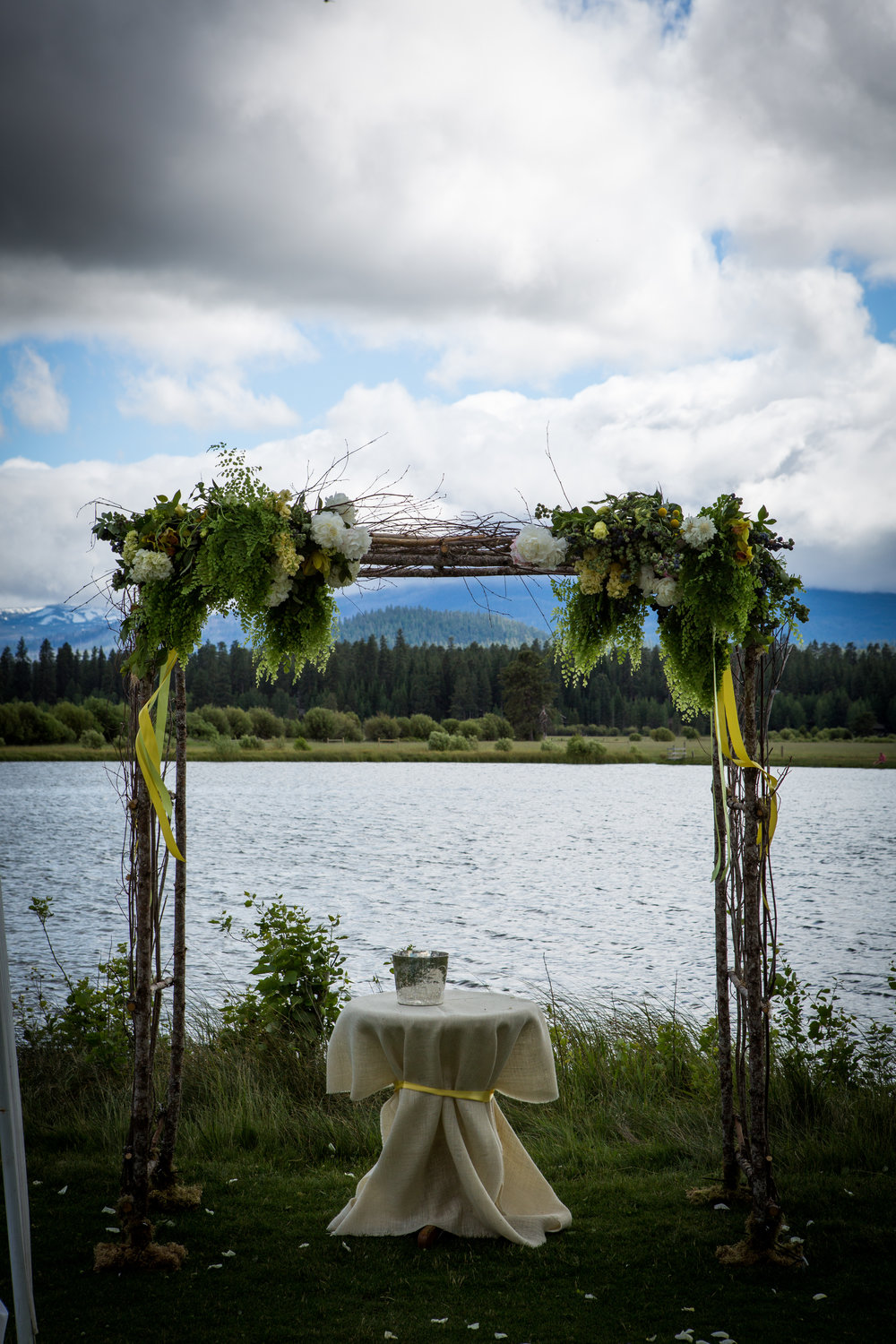 Bridalbliss.com | Central Oregon Wedding Planner | Bend Event Design | Powers Studios
