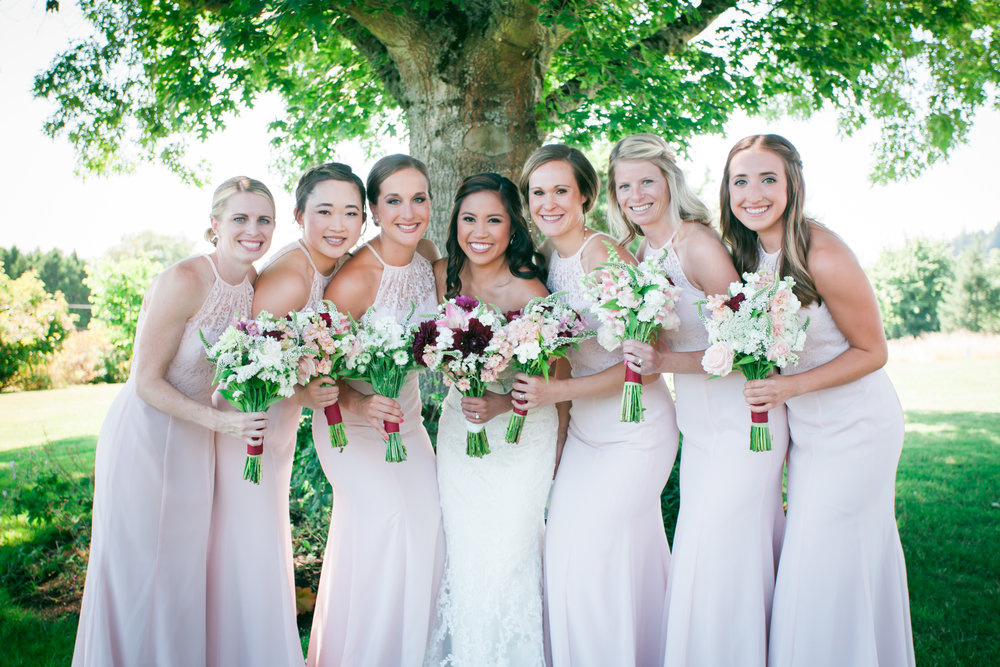 Bridalbliss.com | West Linn Wedding | Oregon Event Planning and Design | MJS Photography