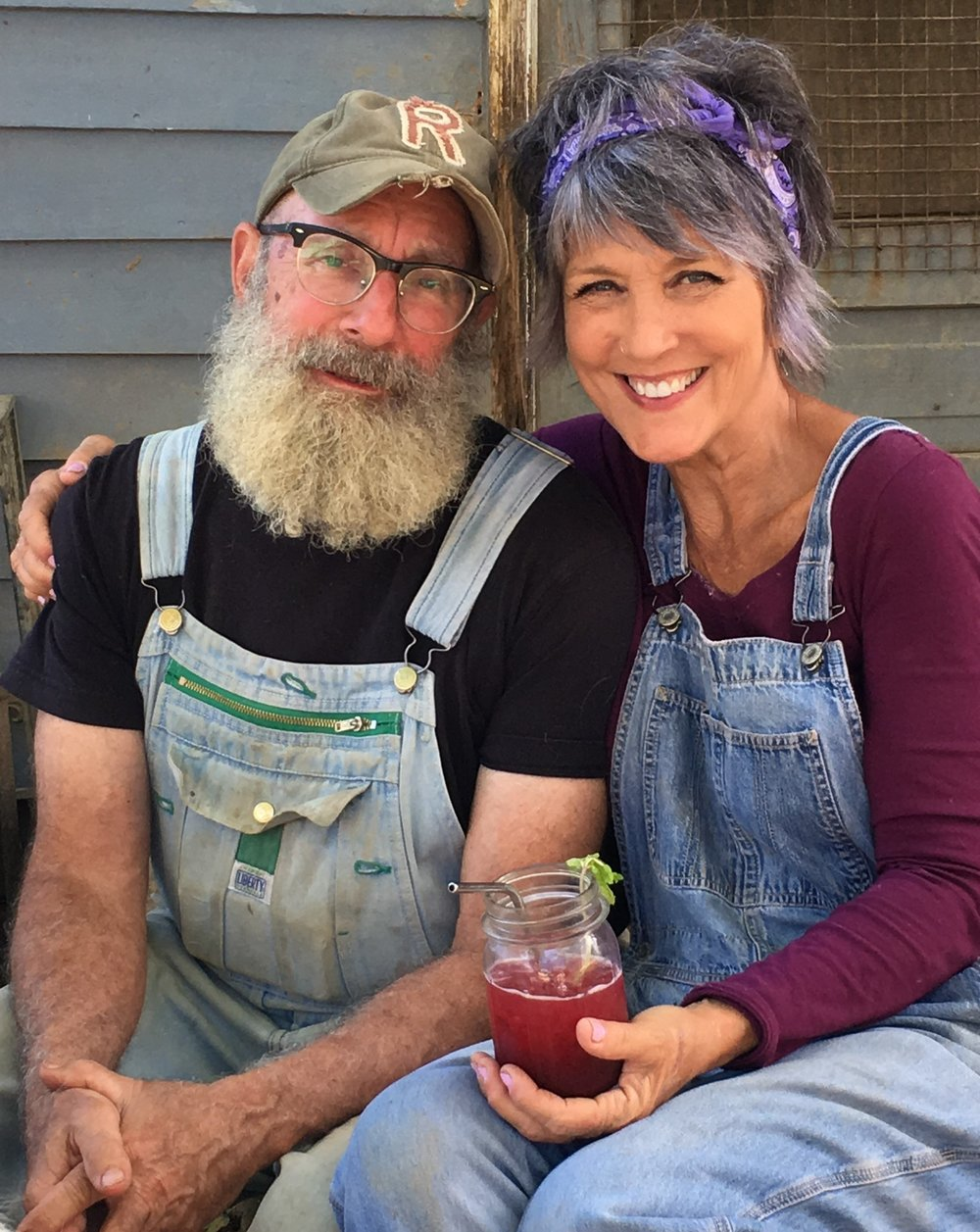 the farmers - That's us!  Pat and Paul Schertz.  Rosie Belle Farm was fueled by a desire for a life of simplicity and balance.  We work harder than many half our age but we wouldn't have it any other way.  Growing good food for our community offers incredible satisfaction as well as a sense of purpose and for that we are ever grateful.  Farm Fresh Meat, Dairy, Baked Goods, Produce and so much more....delivered from our Farm straight to your Nashville area Front Door!Sounds good?  It is!  Text The Farmer at 813-300-3306 and learn how you can be part of our Farmily.