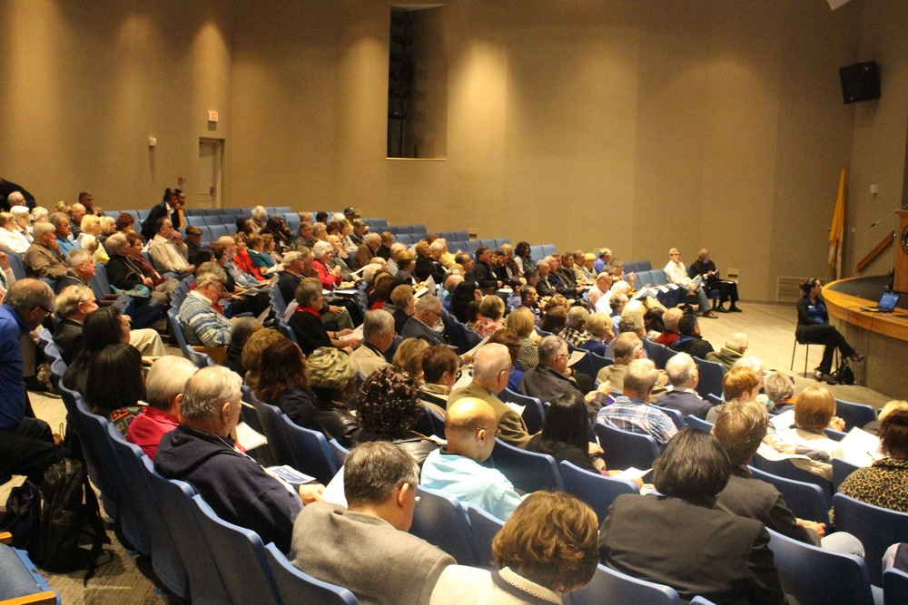 Over 180 Vincentians joined us for an informative and spiritual day!