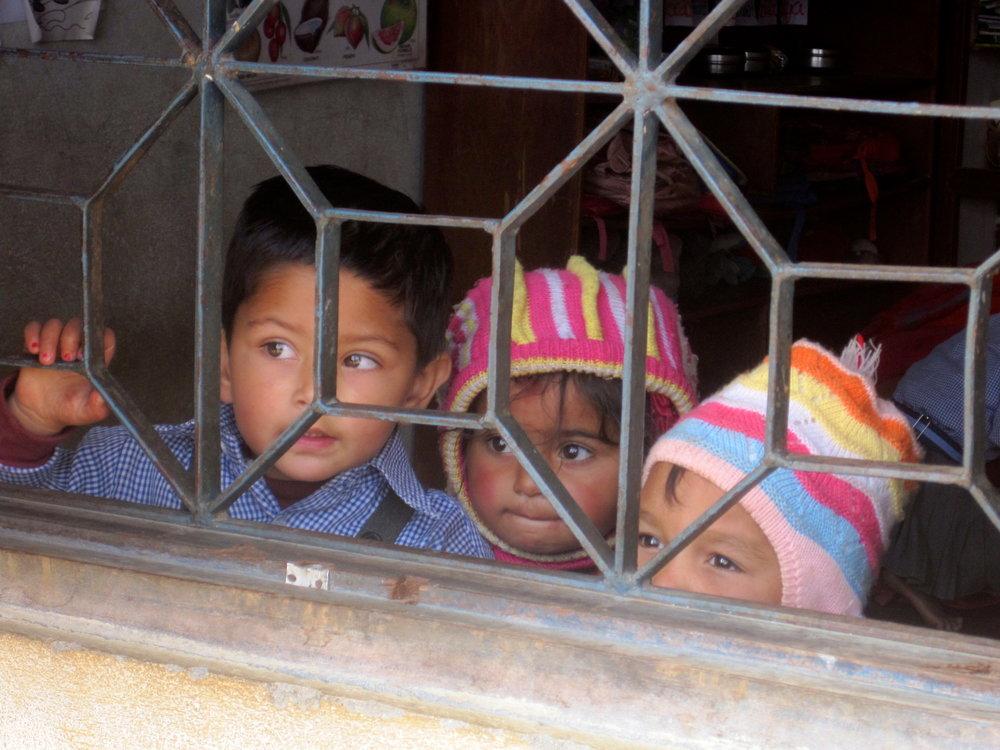 Pop Up Dinner Party in Nepal: School Children