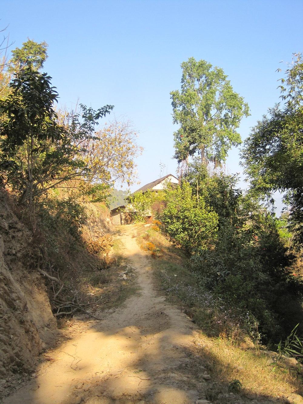 Pop Up Dinner Party in Nepal: Jitpur Phedi