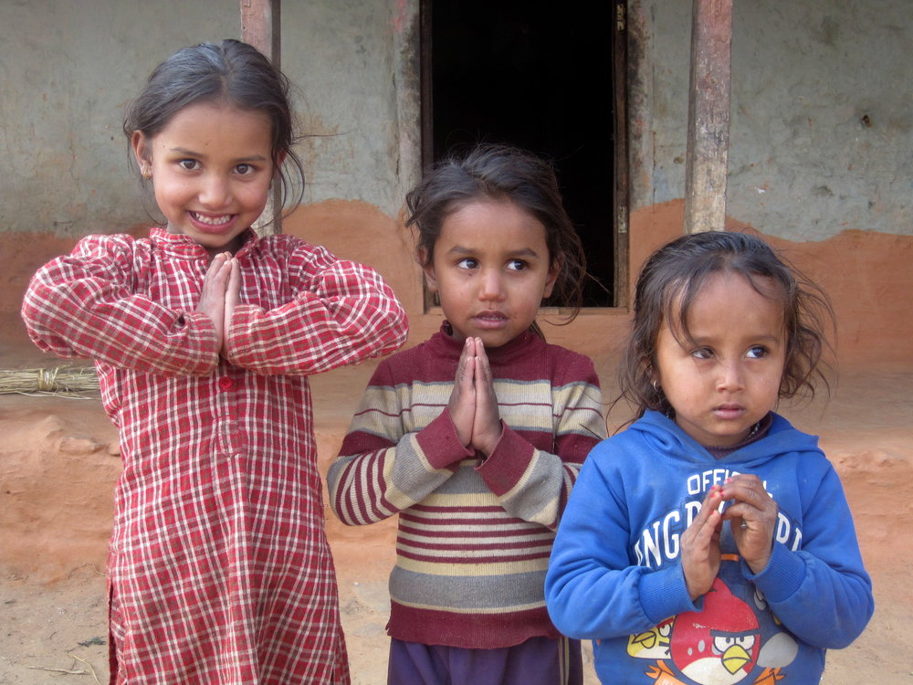 Pop Up Dinner Party in Nepal: Namaste