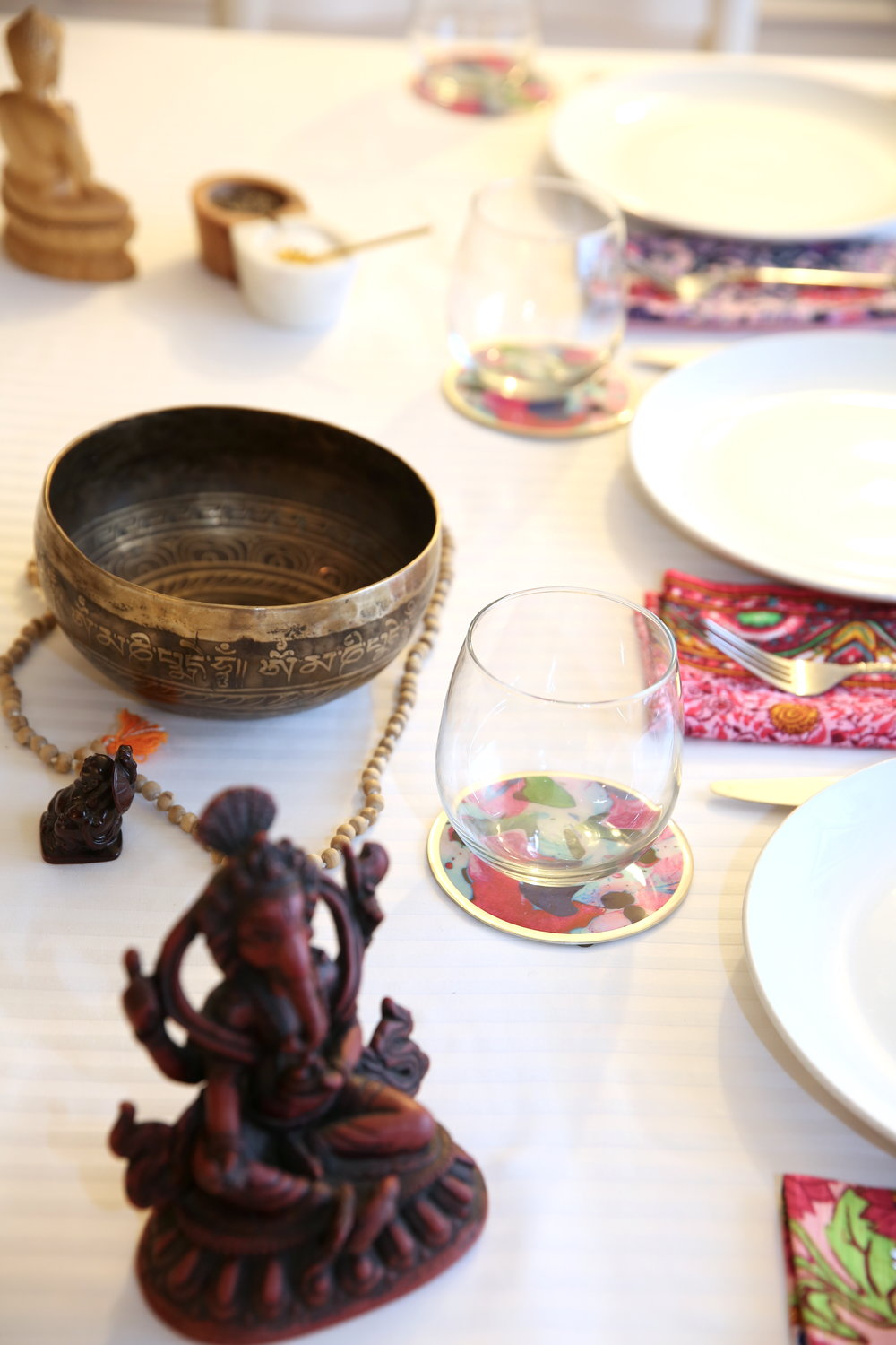 Healthy Meal Delivery in Boston Hosts Dinner Party in Nepal