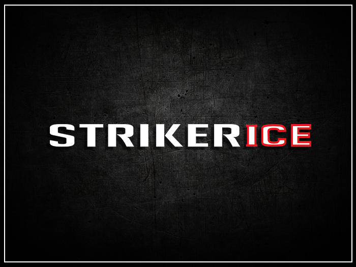 Striker Ice Logo Striker Brands