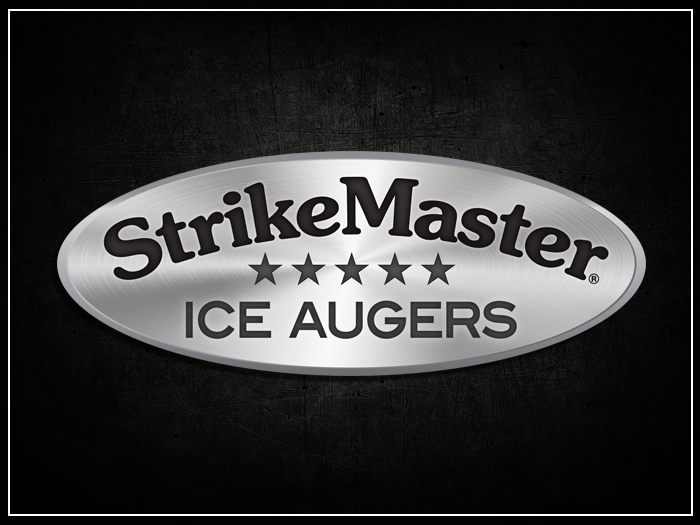 StrikeMaster Ice Augers Logo