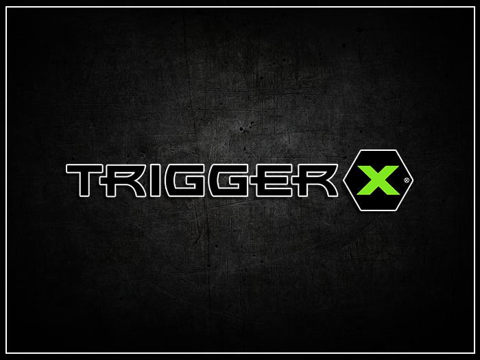 Trigger X Plastics Logo InDepthOutdoors