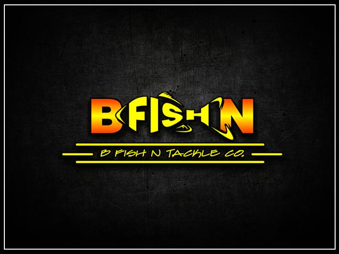 B Fish N Tackle Co Logo BFISHN
